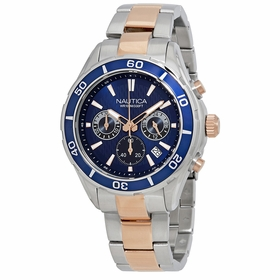 Nautica NAD21508G  Mens Chronograph Quartz Watch