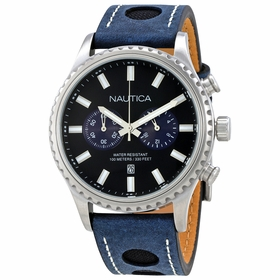 Nautica NAI18512G  Mens Chronograph Quartz Watch