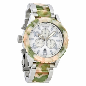 Nixon A0371539 Mint Julep Ladies Chronograph Quartz Watch