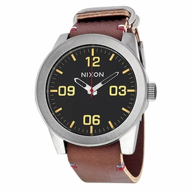 Nixon A243019 The Corporal Mens Quartz Watch