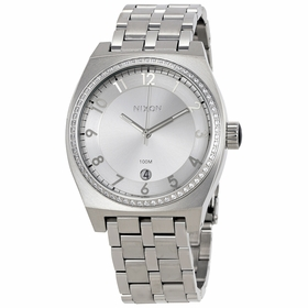 Nixon A325 1874 Monopoly Ladies Quartz Watch