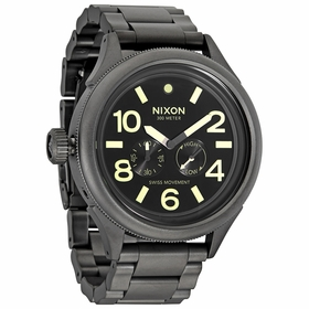 Nixon A474-1418-00 October Tide Mens Quartz Watch