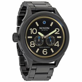Nixon A474-2209-00 October Tide Mens Quartz Watch