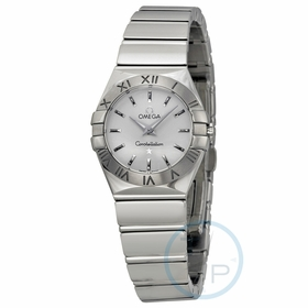 Omega 123.10.24.60.02.002 Constellation 09 Ladies Quartz Watch