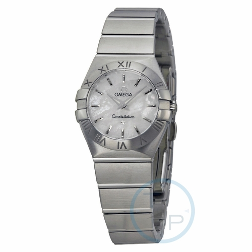 Omega 123.10.24.60.05.001 Constellation Ladies Quartz Watch