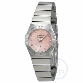 Omega 123.10.24.60.57.002 Constellation Ladies Quartz Watch