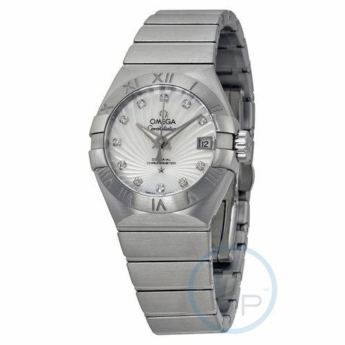 Omega 123.10.27.20.55.001 Automatic Watch