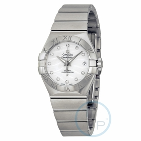 Omega 123.10.27.20.55.002 Constellation Ladies Automatic Watch