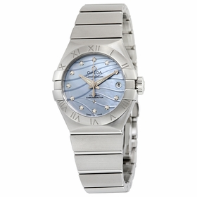 Omega 123.10.27.20.57.001 Automatic Watch