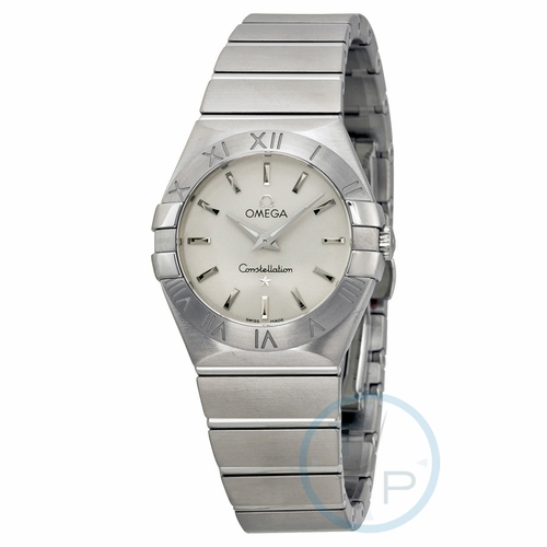 Omega 123.10.27.60.02.001 Constellation Ladies Quartz Watch