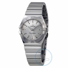 Omega 123.10.27.60.02.002 Constellation Ladies Quartz Watch