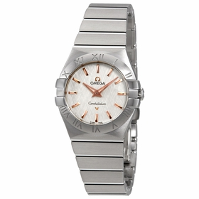 Omega 123.10.27.60.02.004 Constellation Ladies Quartz Watch