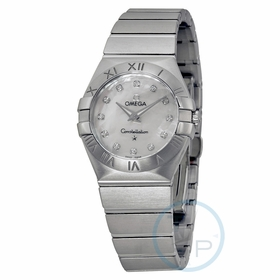 Omega 123.10.27.60.55.001 Constellation Ladies Quartz Watch