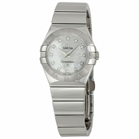Omega 123.10.27.60.55.002 Constellation 09 Ladies Quartz Watch