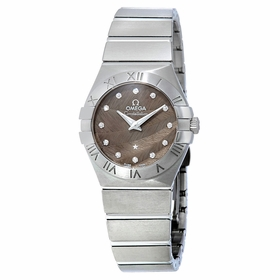 Omega 123.10.27.60.56.001 Constellation Ladies Quartz Watch