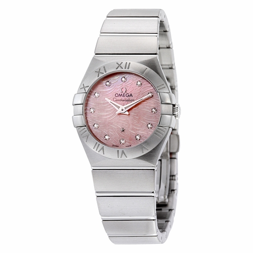 Omega 123.10.27.60.57.002 Constellation Ladies Quartz Watch