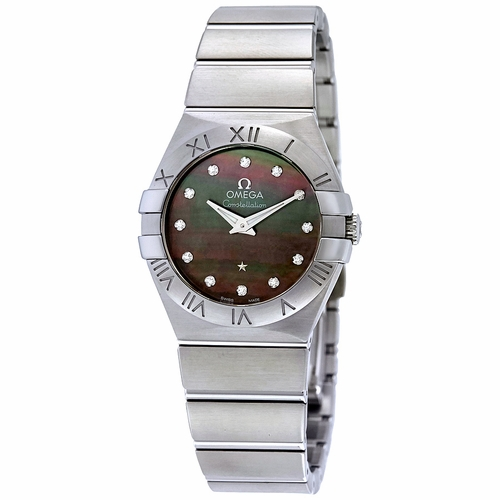 Omega 123.10.27.60.57.003 Constellation Ladies Quartz Watch