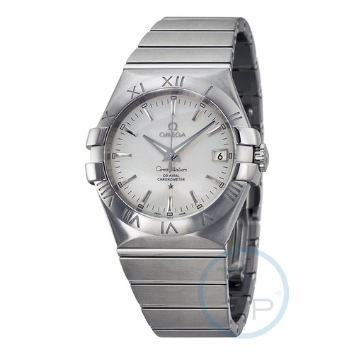 Omega 123.10.35.20.02.001 Constellation 09 Mens Automatic Watch
