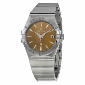 Omega 123.10.35.20.10.001 Constellation Co-Axial Mens Automatic Watch