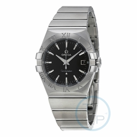 Omega 123.10.35.60.01.001 Constellation 09 Mens Quartz Watch