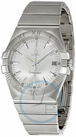 Omega 123.10.35.60.02.001 Constellation 09 Mens Quartz Watch