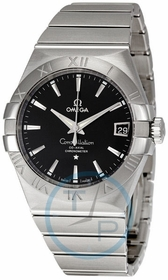 Omega 123.10.38.21.01.001 Constellation Mens Automatic Watch