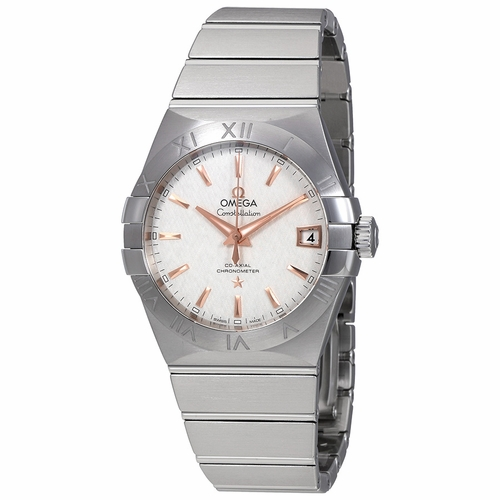 Omega 123.10.38.21.02.002 Constellation Mens Automatic Watch