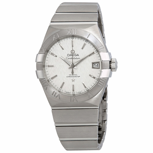 Omega 123.10.38.21.02.004 Constellation Mens Automatic Watch
