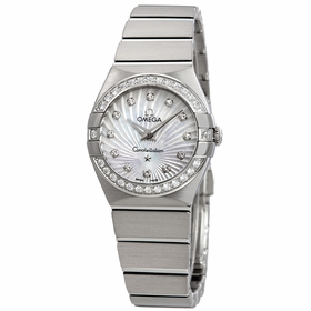 Omega 123.15.24.60.55.002 Constellation Ladies Quartz Watch