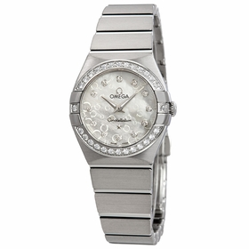 Omega 123.15.24.60.55.005 Constellation Ladies Quartz Watch