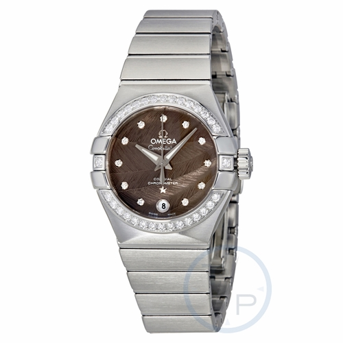 Omega 123.15.27.20.56.001 Constellation Ladies Automatic Watch