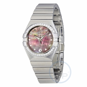 Omega 123.15.27.20.57.003 Constellation Ladies Automatic Watch