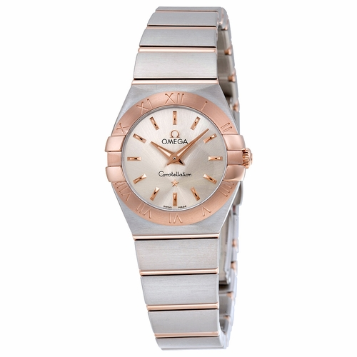 Omega 123.20.24.60.02.001 Constellation Ladies Quartz Watch