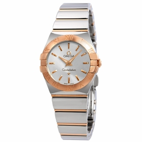 Omega 123.20.24.60.02.003 Constellation Ladies Quartz Watch
