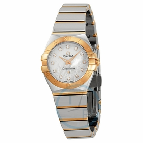 Omega 123.20.24.60.55.003 Constellation Ladies Quartz Watch