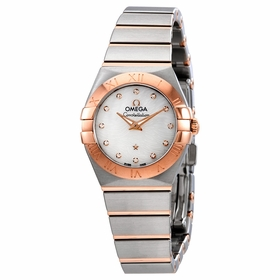 Omega 123.20.24.60.55.007 Constellation Ladies Quartz Watch
