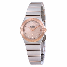 Omega 123.20.24.60.57.003 Constellation Ladies Quartz Watch