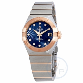 Omega 123.20.27.20.53.001 Automatic Watch