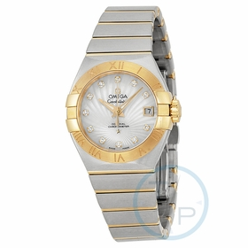 Omega 123.20.27.20.55.002 Constellation Ladies Automatic Watch