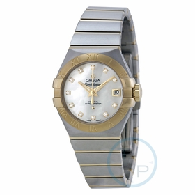 Omega 123.20.27.20.55.003 Constellation Ladies Automatic Watch