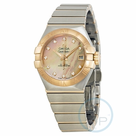 Omega 123.20.27.20.57.001 Constellation Ladies Automatic Watch