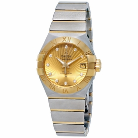 Omega 123.20.27.20.58.001 Constellation Ladies Automatic Watch