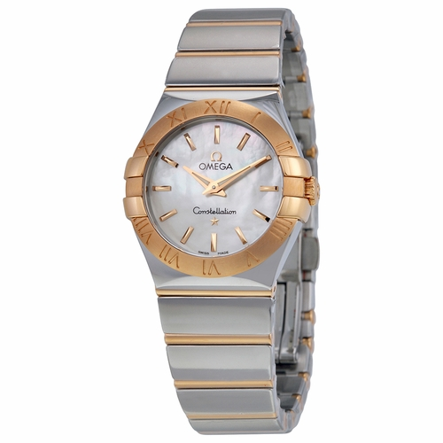 Omega 123.20.27.60.05.003 Constellation Ladies Quartz Watch