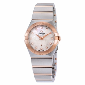 Omega 123.20.27.60.55.007 Constellation Ladies Quartz Watch