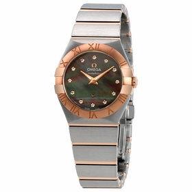 Omega 123.20.27.60.57.006 Constellation Ladies Quartz Watch