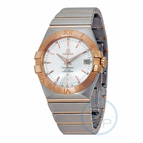 Omega 123.20.35.20.02.001 Constellation Mens Automatic Watch