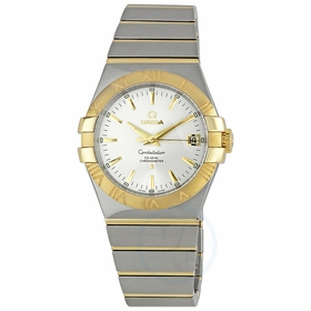 Omega 123.20.35.20.02.002 Constellation Chronometer 35 mm Mens Automatic Watch