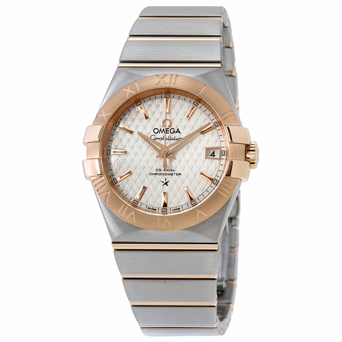 Omega 123.20.35.20.02.005 Constellation Mens Automatic Watch