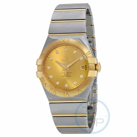 Omega 123.20.35.20.58.001 Constellation Unisex Automatic Watch
