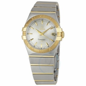 Omega 123.20.35.60.02.002 Constellation Mens Quartz Watch